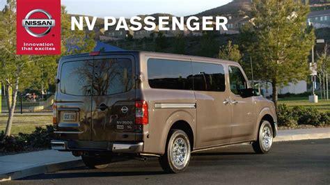 nissan 15 passengers 2015 nissan nv passenger