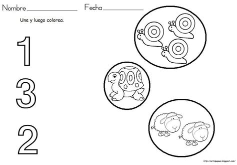 imagenes matematicas para niños preescolar actividad matem 225 tica para infantil