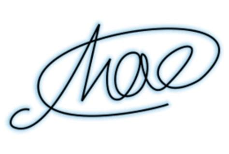 Signature by What Does Your Signature Say About You So Not Simple