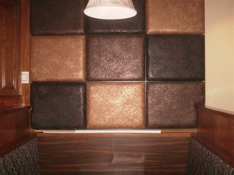wall upholstery nice custom upholstered wall panels with diferent color in
