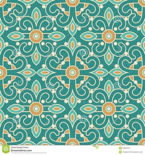 vector pattern tile tile pattern stock vector image 43824044