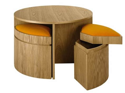 Stools Table by Playdate Table With Stools A Smart And Simple Design