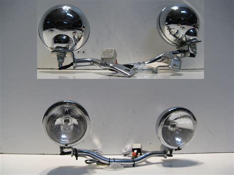 Motorrad Zusatzscheinwerfer Gebraucht by Zusatzscheinwerfer Satz Scheinwerfer Le Honda Vt 750 C
