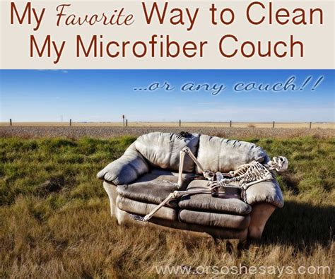 ways to clean microfiber couch 17 best images about cleaning ideas on pinterest stains