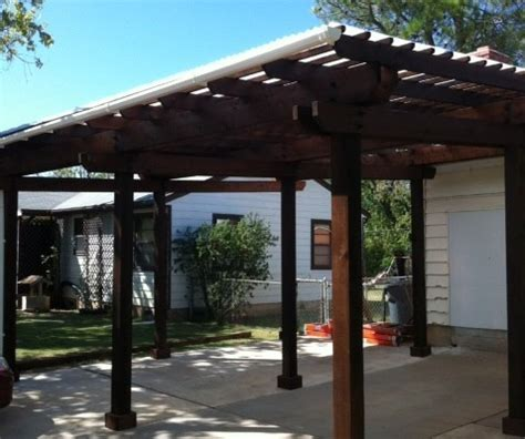 Pergola Style Carport by 69 Best Images About Pergolas On