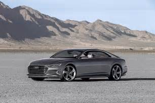 Audi Jons Audi Updates Prologue Concept With New Paint Hybrid