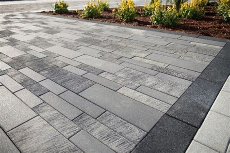patio pavers for modern landscape designs unilock
