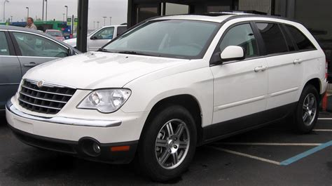 2009 Chrysler Pacifica Chrysler Pacifica 2009 Review Amazing Pictures And