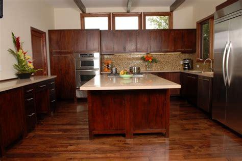 Teak Kitchen Cabinets by Modern Teak Kitchen Reclaimed Teak
