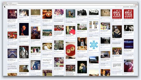 pinterest style layout plugin how to view facebook photos in pinterest style