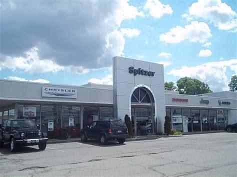 spitzer ram spitzer chrysler dodge jeep ram cleveland car dealership