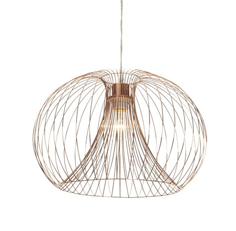 Diy Bedrooms marceau wire grey pendant ceiling light departments