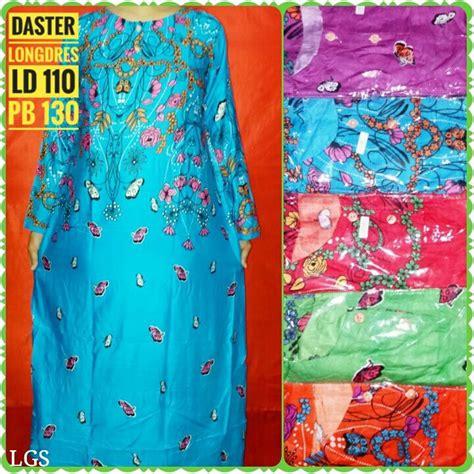 Daster Jumbo Panjang jual daster batik mlungker ibu jumbo longdres muslim panjang baju tidur katun rayon adem di