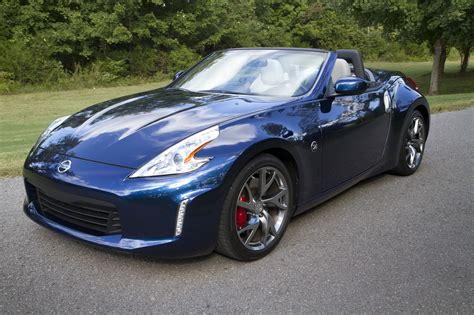 midnight blue maserati 2014 nissan 370z roadster front photo midnight blue