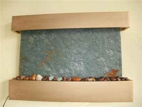 how to make indoor wall fountains ideas