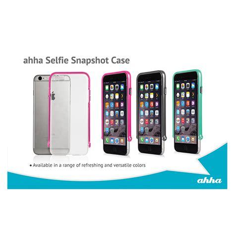 Sale Ahha Selfie Snap Iphone 6 iphone6s 6 ケース snapshot selfie clear black ahha iphoneケースは unicase