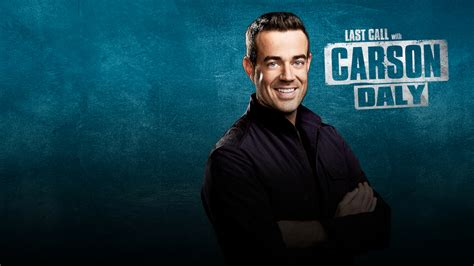 Nbcs Last Call With Carson Daly Plans To Defy Writers Strike And Resume Production by Last Call With Carson Daly Nbc