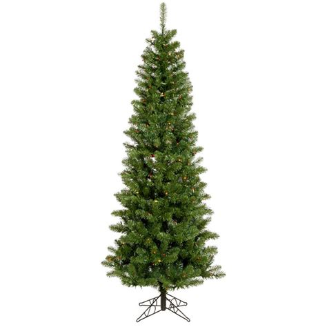 9 ft flocked alaskan full pre lit christmastree walmart com