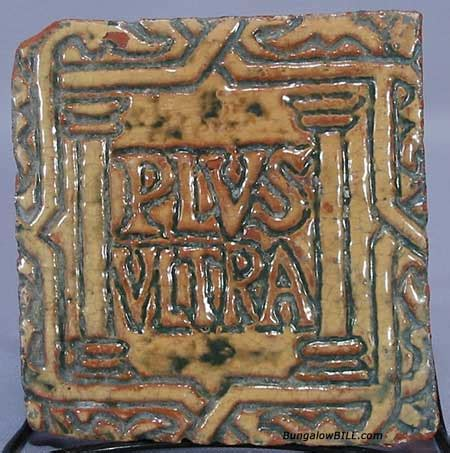 moravian tile plus ultra for sale antiques com classifieds