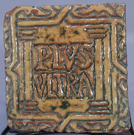 moravian tile plus ultra for sale antiques com classifieds