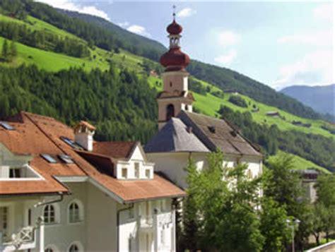ufficio turistico valle aurina valle aurina st lutago