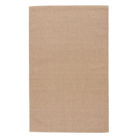 10 X 14 Solid Area Rugs - jaipur rugs beige 10 ft x 14 ft solid area rug