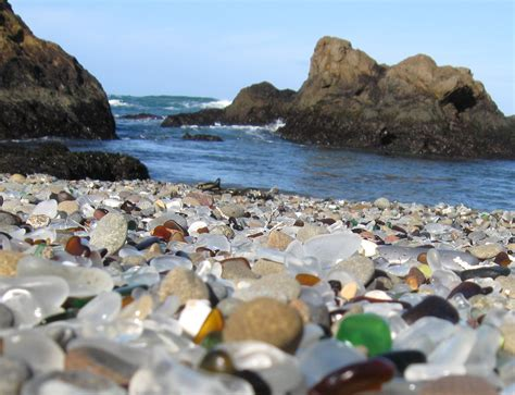 beach of glass sea glass museum fort bragg glass beach jewelry mendocino com