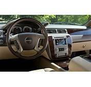 2014 GMC Yukon Interior  Top Auto Magazine
