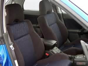 Subaru Wrx Seats Image 2003 Subaru Impreza 4 Door Sedan Wrx Manual Front