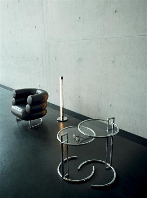 eileen gray beistelltisch kunst design eileen gray architektur und wohnen