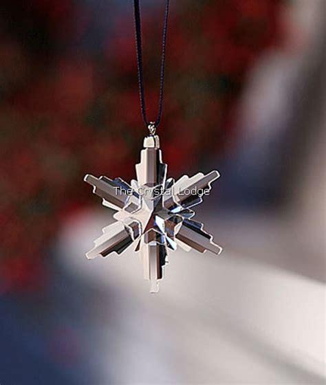 swarovski swarovski 2006 christmas ornament little