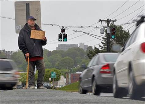 soup kitchens in portland maine who has a panhandling problem socialistworker org