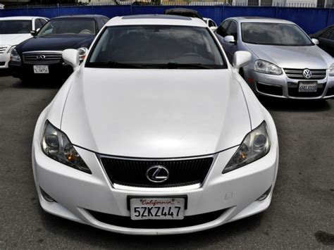 Lexus Is250 For Sale By Owner by 2007 Lexus Is250 For Sale By Owner In Los Angeles Ca 90006