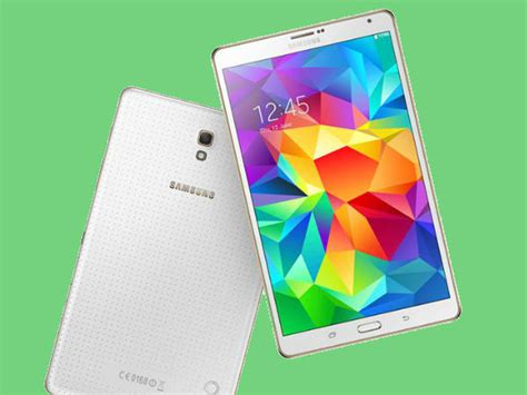 samsung galaxy tab s 10 5 and tab s 8 4 now official specs price features and more gizbot news