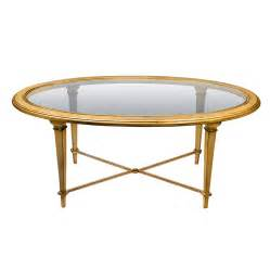 Oval Coffee Table Bristol Oval Coffee Tables