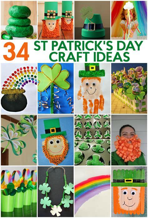 st patricks day craft ideas   craft   day