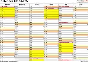Kalender 2018 Ferien Feiertage Thüringen Sommerferienbeginn Nrw 2018
