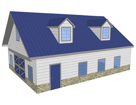 Gable Roof Designs Styles Dahkero Monitor Barn Plans Pole