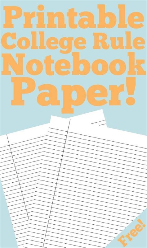printable notebook paper with holes 10 best images about blank writing templates on pinterest