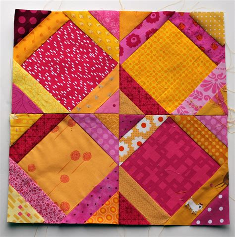 The Quilt Block by January 2013 Wombat Quilts