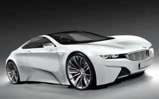 bmw sport car white