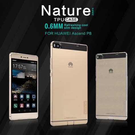 Nillkin Silicon Pelindung Sarung Casing Oppo R7s 盻壬 l豌ng silicon huawei ascend p8