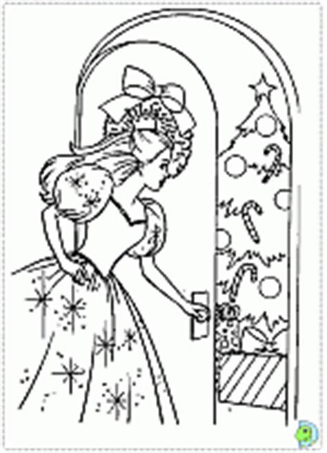 coloring pages barbie nutcracker barbie nutcracker coloring pages dinokids org
