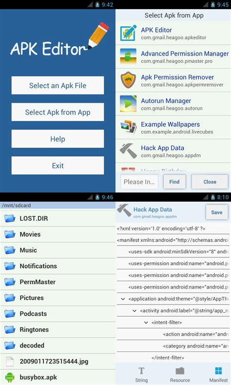 apk editor pro 1 3 27 cracked apk rialsoft software gratis version - Apk Edit