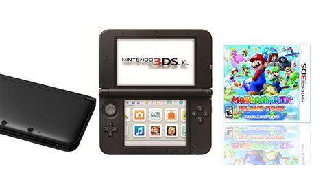 Nintendo 3ds Xl Bundle 1716 nintendo 3ds xl bundle silver colored mario luigi