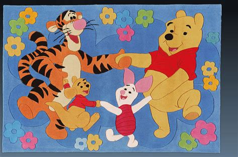 winnie the pooh rugs classic pooh rug roselawnlutheran