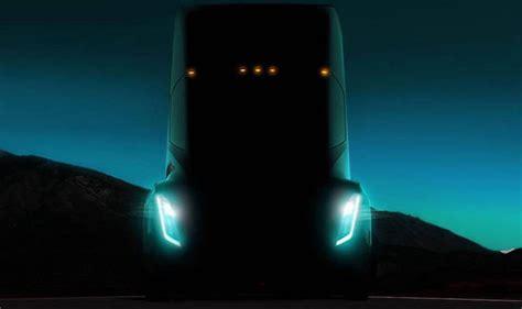 elon musk biography release date tesla semi truck release date revealed elon musk calls