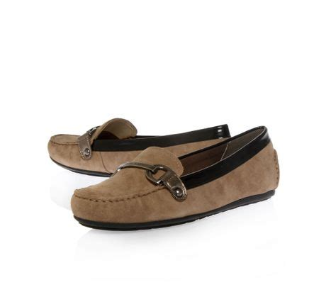 klein loafer shoes klein shelton loafer shoes in brown for beige