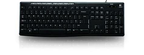 Keyboard Logitech K200 logitech media keyboard k200 clavier pc logitech sur ldlc