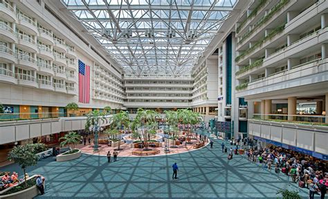 Florida International Mba Rankking by Orlando International Airport Receives Top Ranking In